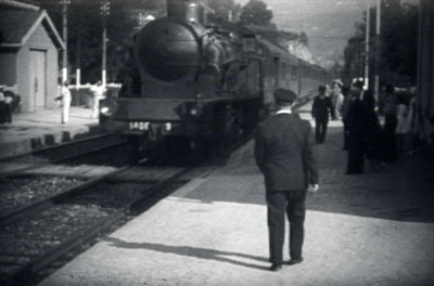 The Arrival of a Train at La Ciotat Station